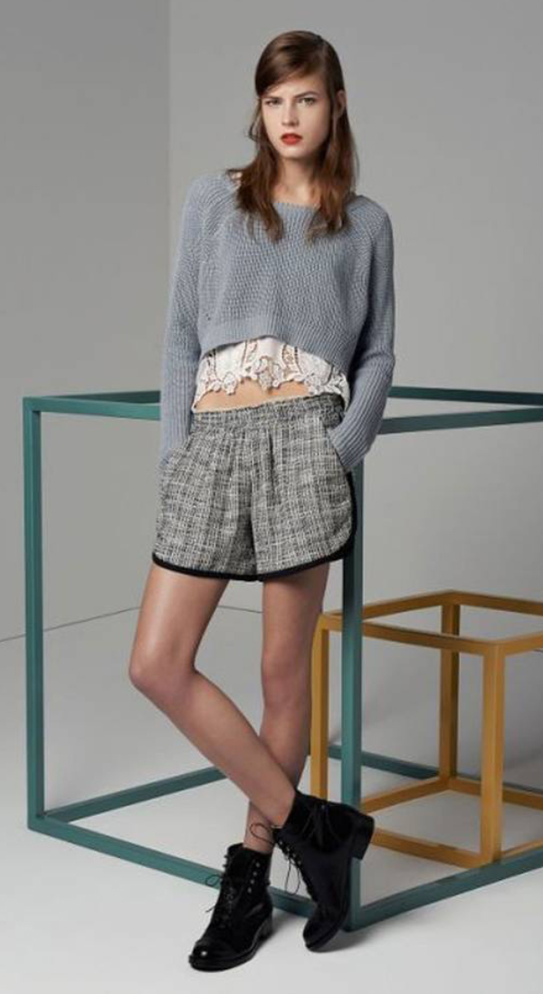 grayl-shorts-white-top-lace-grayl-sweater-crop-howtowear-fashion-style-outfit-fall-winter-black-shoe-booties-hairr-weekend.jpg