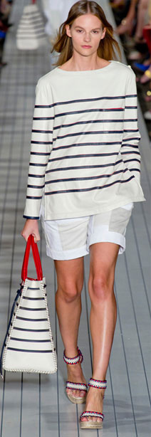 white-shorts-blue-navy-tee-stripe-white-shoe-sandalw-howtowear-fashion-style-outfit-spring-summer-riviera-bermuda-hairr-weekend.jpg