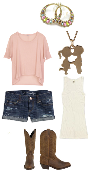 blue-navy-shorts-r-pink-light-tee-white-top-tank-brown-shoe-boots-necklace-pend-denim-hoops-howtowear-fashion-style-outfit-spring-summer-weekend.jpg