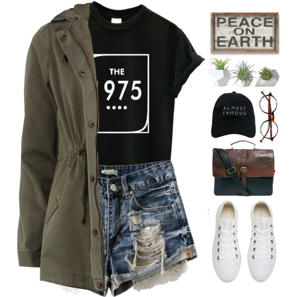 blue-med-shorts-black-graphic-tee-white-shoe-sneakers-hat-cap-black-bag-green-olive-jacket-utility-denim-spring-summer-weekend.jpg
