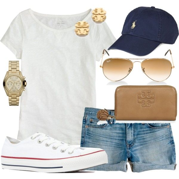 blue-med-shorts-white-tee-studs-hat-cap-watch-sun-white-shoe-sneakers-howtowear-fashion-style-outfit-spring-summer-weekend.jpg