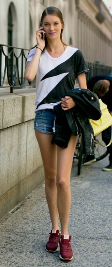 blue-med-shorts-white-graphic-tee-outfit-spring-summer-black-jacket-moto-burgundy-shoe-sneakers-denim-hairr-weekend.jpg