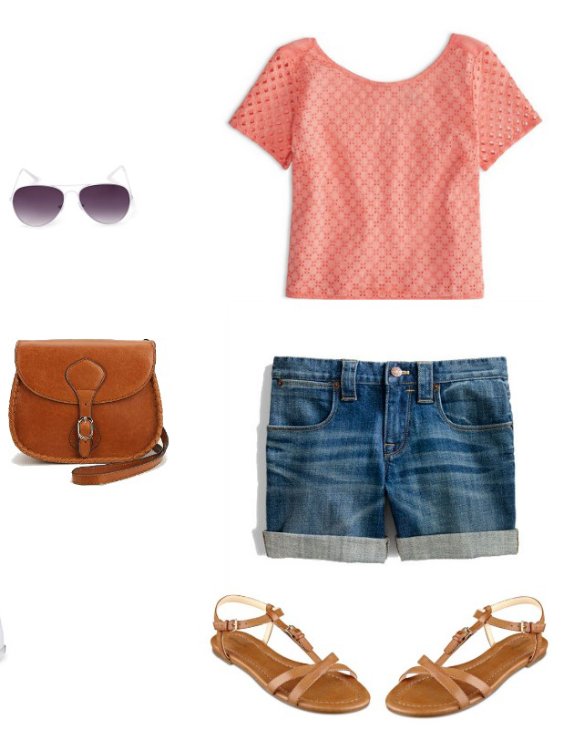 blue-med-shorts-o-peach-top-cognac-shoe-sandals-cognac-bag-sun-howtowear-fashion-style-outfit-spring-summer-weekend.jpg