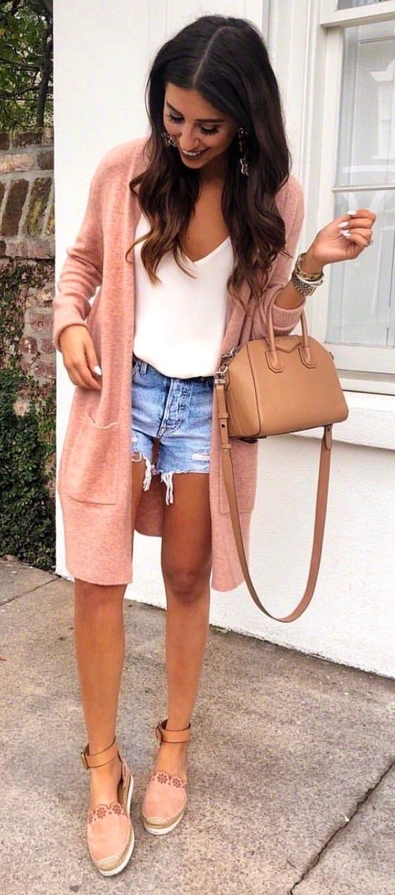 blue-light-shorts-denim-white-cami-hairr-tan-bag-tan-shoe-sandalw-peach-cardiganl-spring-summer-weekend.jpg