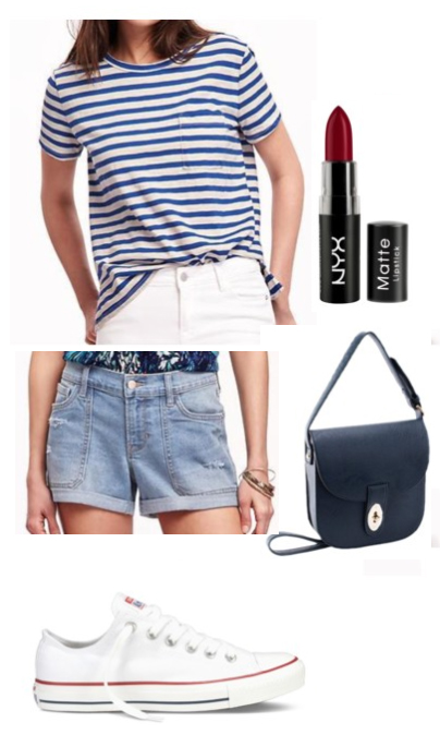 blue-light-shorts-blue-med-tee-stripe-white-shoe-sneakers-howtowear-fashion-style-outfit-spring-summer-blue-bag-denim-weekend.jpg