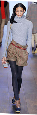 o-tan-shorts-blue-light-sweater-turtleneck-belt-tweed-cognac-shoe-booties-runway-howtowear-fashion-style-outfit-fall-winter-gray-tights-brun-lunch.jpg