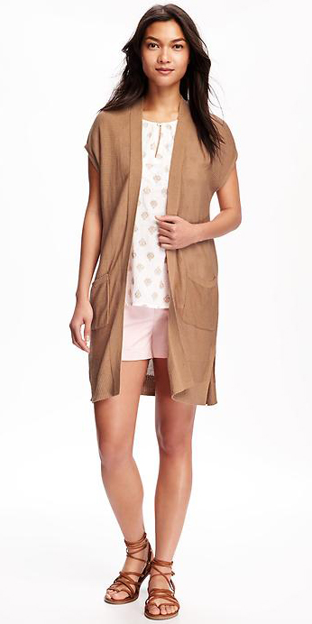 r-pink-light-shorts-white-top-spring-summer-cognac-shoe-sandalw-print-tan-cardiganl-tan-vest-knit-brun-weekend.jpg