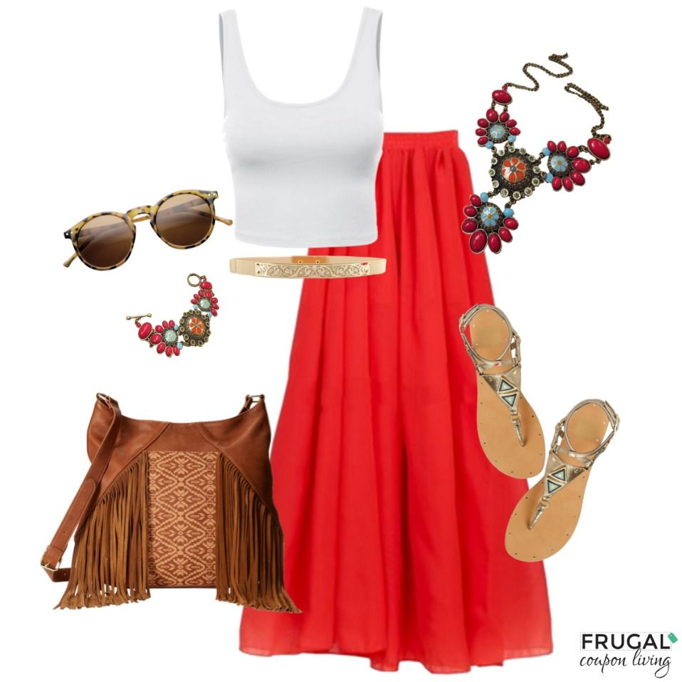 white-crop-top-bib-necklace-tan-shoe-sandals-sun-cognac-bag-red-maxi-skirt-spring-summer-lunch.jpg