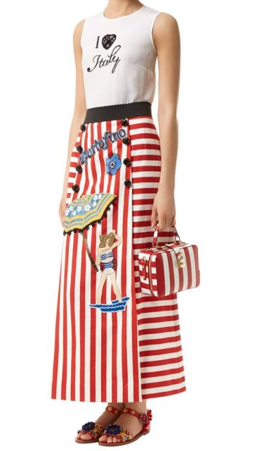 white-top-italy-stripe-red-bag-red-shoe-sandals-red-maxi-skirt-spring-summer-lunch.jpg