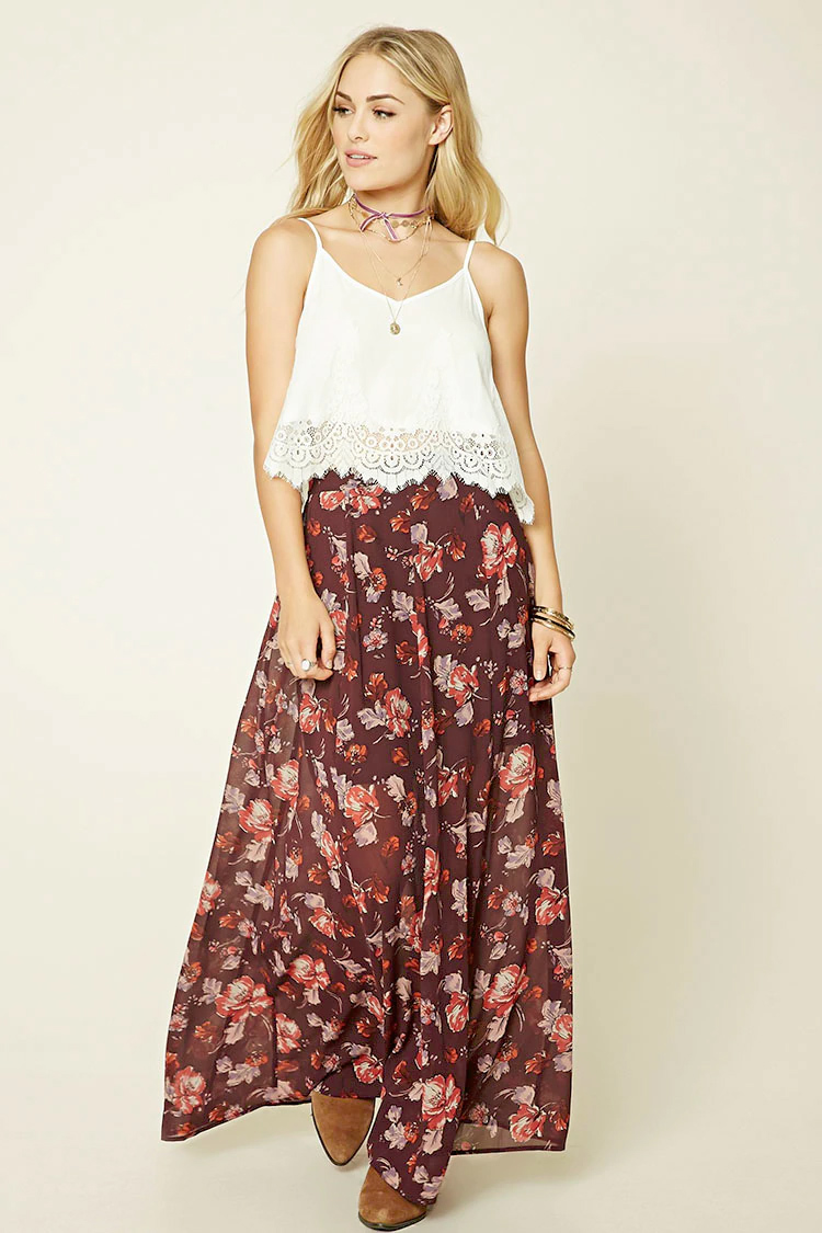 r-burgundy-maxi-skirt-white-cami-cognac-shoe-booties-necklace-wear-style-fashion-spring-summer-floral-print-blonde-lunch.jpg