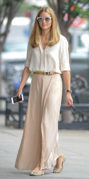white-top-blouse-skinny-belt-sun-blonde-oliviapalermo-tan-maxi-skirt-spring-summer-lunch.jpg