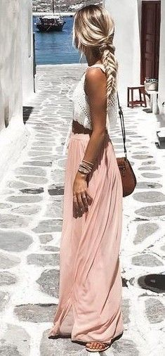 white-crop-top-blonde-braid-peach-maxi-skirt-spring-summer-weekend.jpg