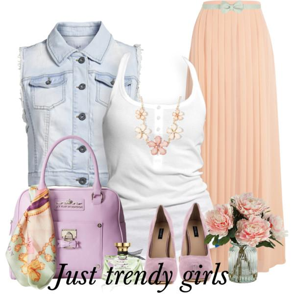 o-peach-maxi-skirt-white-top-tank-blue-light-vest-jean-purple-bag-purple-shoe-pumps-necklace-howtowear-fashion-style-outfit-spring-summer-lunch.jpg