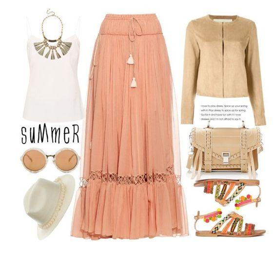 white-cami-necklace-bib-tan-bag-tan-shoe-sandals-tan-jacket-moto-hat-straw-sun-peach-maxi-skirt-spring-summer-lunch.jpg