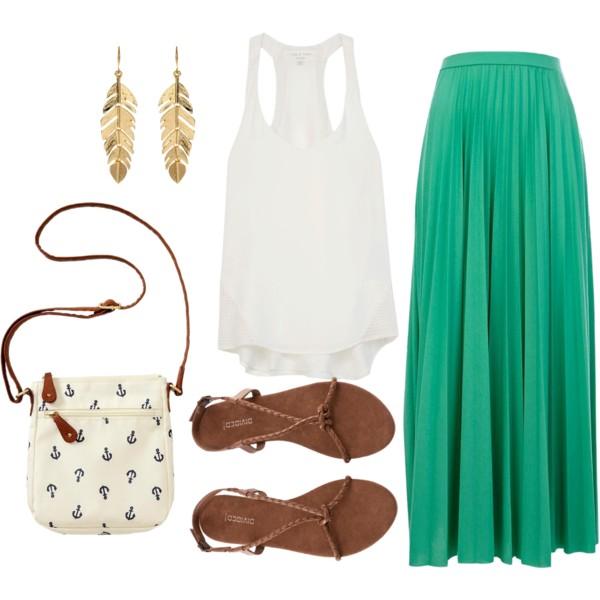white-cami-white-bag-cognac-shoe-sandals-earrings-green-emerald-maxi-skirt-spring-summer-weekend.jpg
