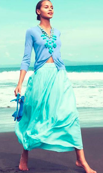 blue-light-cardigan-bib-necklace-mono-blue-shoe-sandals-brun-jcrew-blue-light-maxi-skirt-spring-summer-lunch.jpg