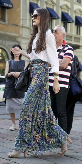 white-top-blouse-print-belt-hairr-sun-blue-med-maxi-skirt-spring-summer-lunch.jpg