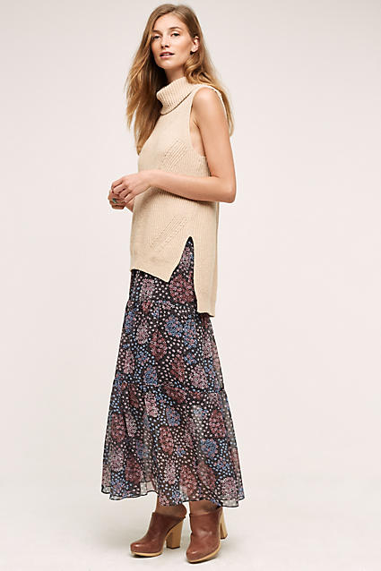 blue-navy-maxi-skirt-tan-sweater-sleeveless-wear-style-fashion-fall-winter-cognac-shoe-clogs-print-hairr-lunch.jpg
