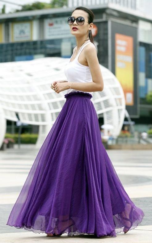 white-tank-sun-brun-pony-purple-royal-maxi-skirt-spring-summer-lunch.jpg