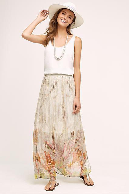 white-maxi-skirt-white-top-tank-necklace-gray-shoe-sandals-hat-wear-style-fashion-spring-summer-print-hat-hairr-weekend.jpg