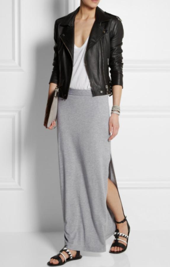 grayl-maxi-skirt-white-tee-black-jacket-moto-wear-style-fashion-spring-summer-black-shoe-sandals-weekend.jpg