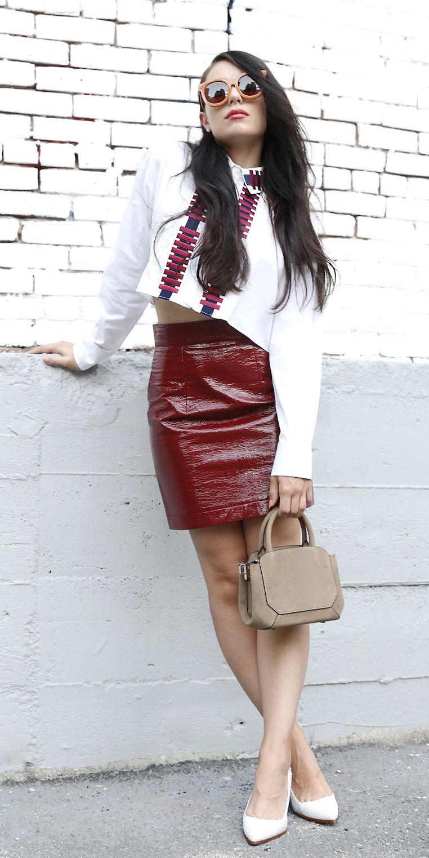 burgundy-mini-skirt-white-crop-top-tan-bag-leather-spring-summer-brun-lunch.jpg