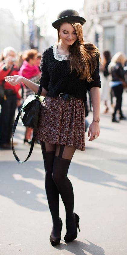 r-burgundy-mini-skirt-black-sweater-belt-black-bag-howtowear-fashion-style-sweater-outfit-fall-winter-print-strap-black-tights-hat-black-shoe-pumps-street-hairr-lunch.jpg