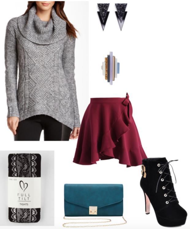 r-burgundy-mini-skirt-grayl-sweater-howtowear-fashion-style-outfit-fall-winter-skater-full-turtleneck-black-shoe-booties-earrings-blue-bag-ring-black-tights-dinner.jpg
