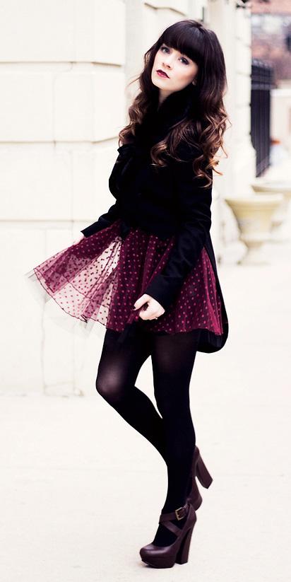 burgundy-mini-skirt-black-tights-black-jacket-moto-fall-winter-hairr-dinner.jpg