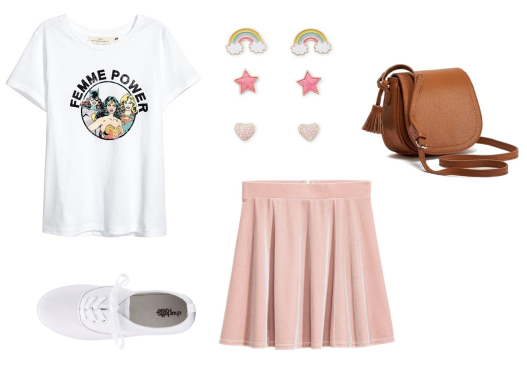 pink-light-mini-skirt-white-graphic-tee-studs-cognac-bag-white-shoe-sneakers-spring-summer-weekend.jpg