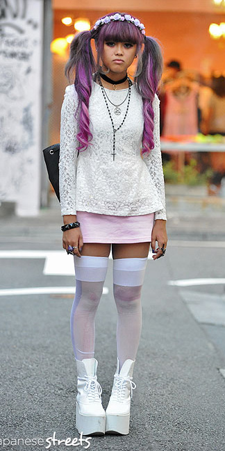 r-pink-light-mini-skirt-white-top-choker-pony-head-wear-style-fashion-fall-winter-white-shoe-booties-lace-overtheknee-socks-japan.jpg