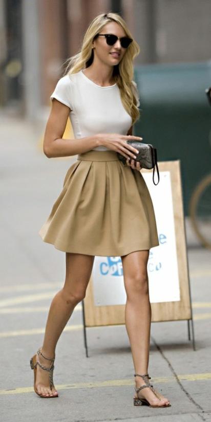 o-tan-mini-skirt-white-tee-sun-wear-style-fashion-spring-summer-model-candiceswanepoel-gladiator-tan-shoe-sandals-blonde-lunch.jpg