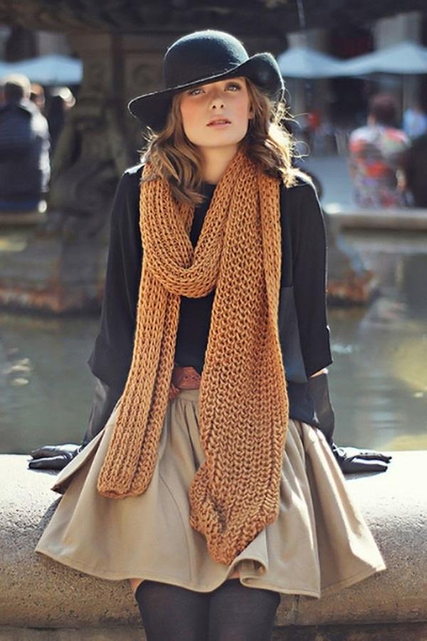 o-tan-mini-skirt-black-sweater-howtowear-fashion-style-outfit-fall-winter-camel-scarf-hat-wide-belt-hairr-lunch.jpg