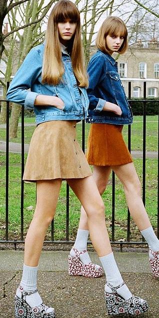 tan-mini-skirt-blue-light-jacket-jean-socks-black-shoe-sandalw-print-fall-winter-hairr-lunch.jpg