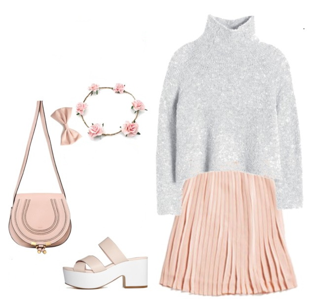 o-peach-mini-skirt-grayl-sweater-white-shoe-sandalw-pink-bag-howtowear-fashion-style-outfit-spring-summer-lunch.jpg