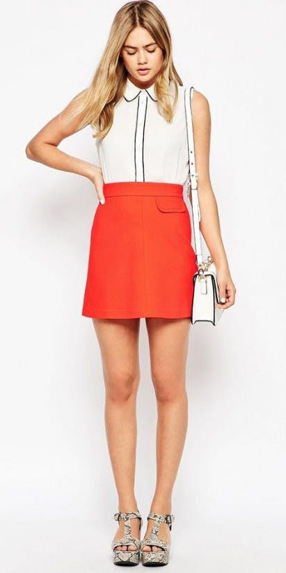 orange-mini-skirt-white-top-white-bag-white-shoe-sandalw-snakeskin-spring-summer-blonde-lunch.jpg