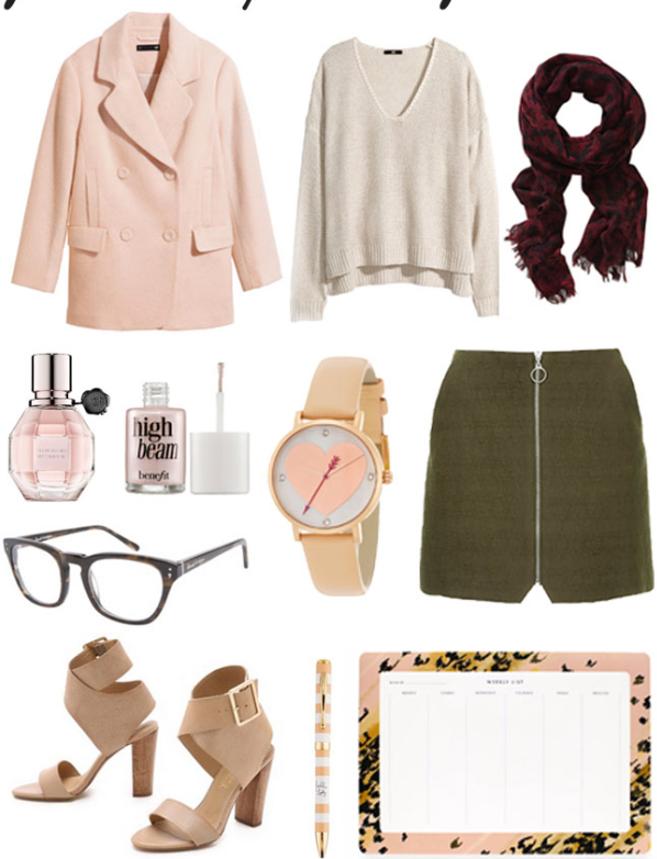 green-olive-mini-skirt-white-sweater-peach-jacket-coat-nail-wear-style-fashion-fall-winter-tan-shoe-sandalh-burgundy-scarf-watch-lunch.jpg