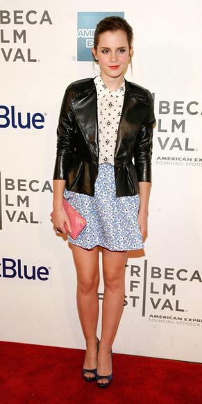 blue-light-mini-skirt-white-top-black-jacket-moto-emmawatson-spring-summer-hairr-dinner.jpg