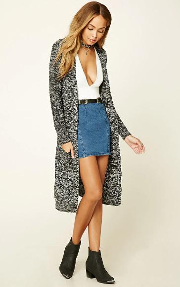 blue-med-mini-skirt-white-top-bodysuit-choker-belt-wear-style-fashion-fall-winter-jean-grayd-cardiganl-black-shoe-booties-hairr-lunch.jpg