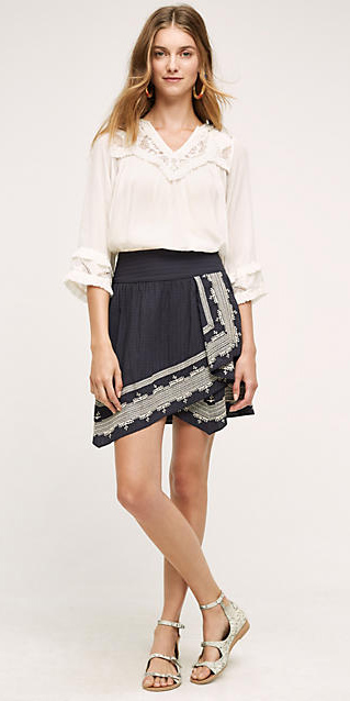 blue-navy-mini-skirt-white-top-blouse-peasant-white-shoe-sandals-hoops-wear-style-fashion-spring-summer-blonde-lunch.jpg