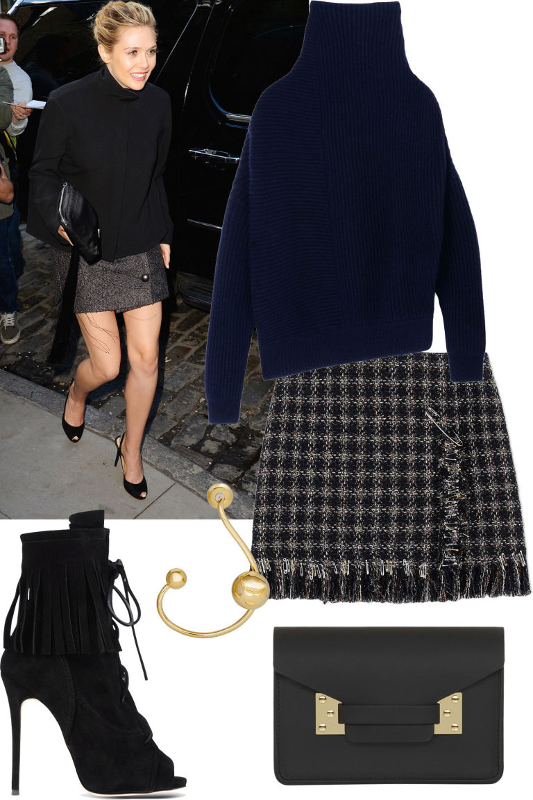 blue-navy-mini-skirt-blue-navy-sweater-turtleneck-bun-black-bag-clutch-black-shoe-booties-wear-style-fashion-fall-winter-houndstooth-dinner-blonde-dinner.jpg