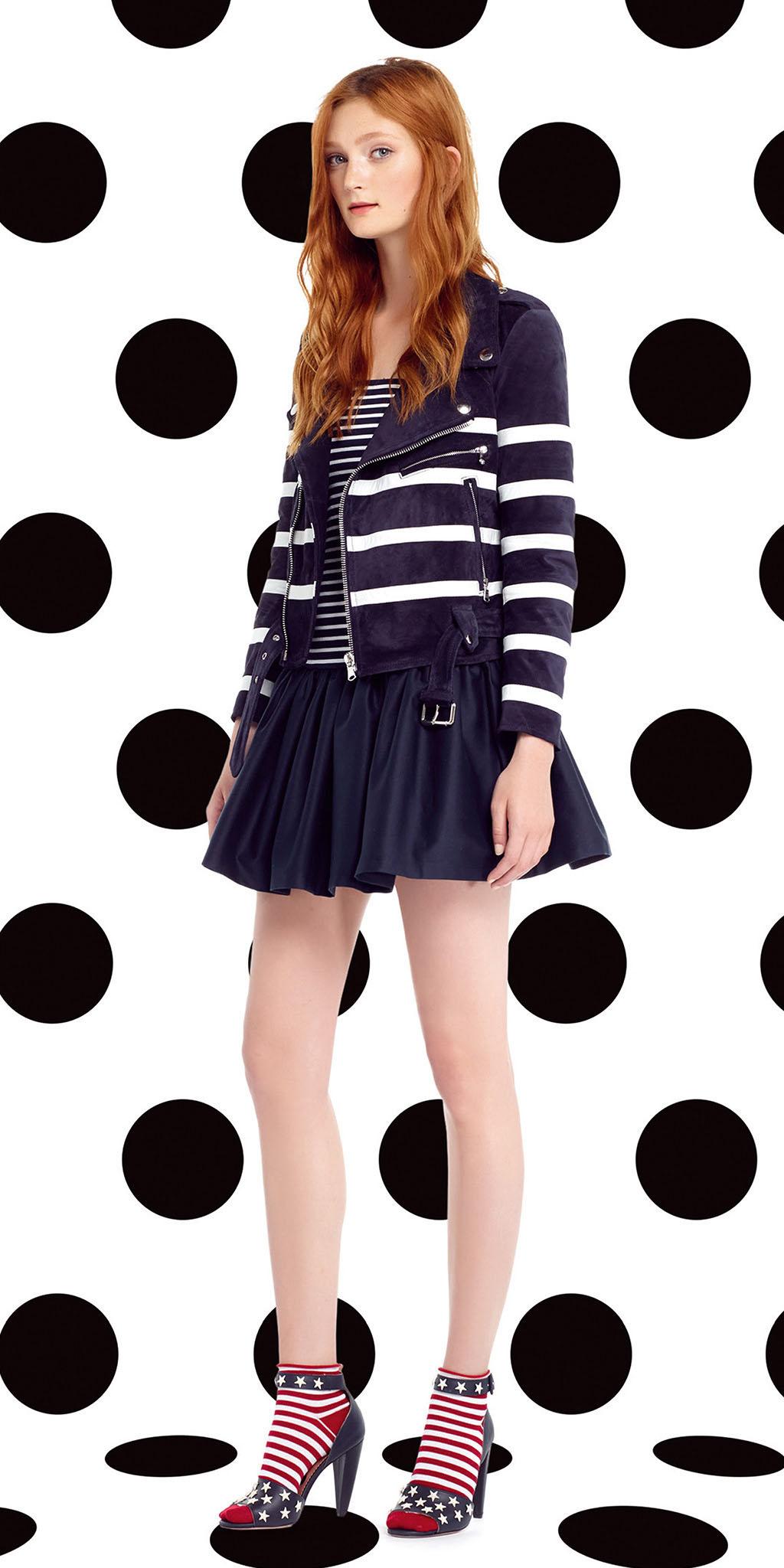 blue-navy-mini-skirt-blue-navy-tee-stripe-blue-navy-jacket-moto-socks-blue-shoe-sandalh-spring-summer-hairr-lunch.jpg