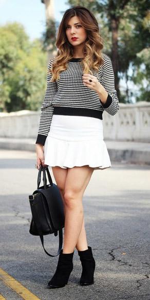 white-mini-skirt-black-sweater-black-bag-black-shoe-booties-fall-winter-hairr-lunch.jpg