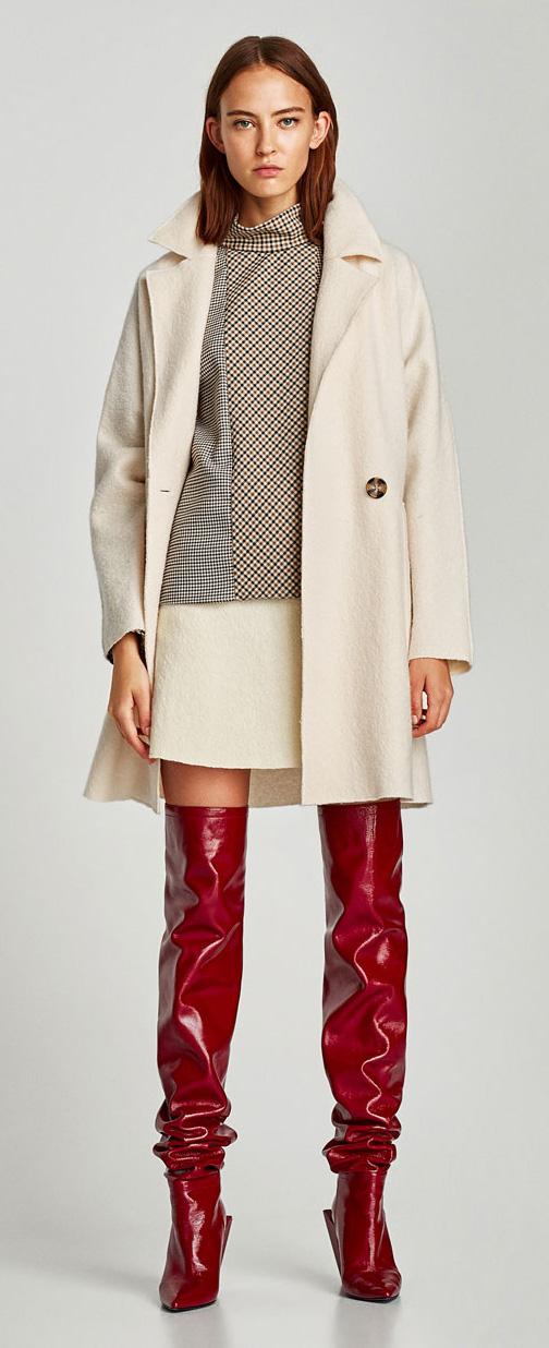 white-mini-skirt-white-jacket-coat-red-shoe-boots-howtowear-fall-winter-hairr-lunch.jpg