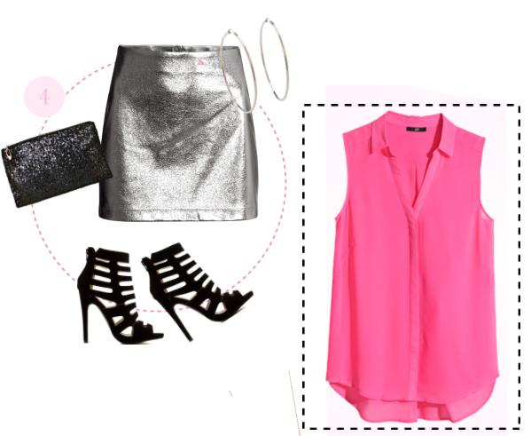 grayl-mini-skirt-r-pink-magenta-top-blouse-hoops-black-bag-black-shoe-sandalh-metallic-howtowear-fashion-style-outfit-spring-summer-dinner.jpg