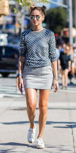 grayl-mini-skirt-grayd-sweater-white-shoe-sneakers-buns-sun-spring-summer-lunch.jpg