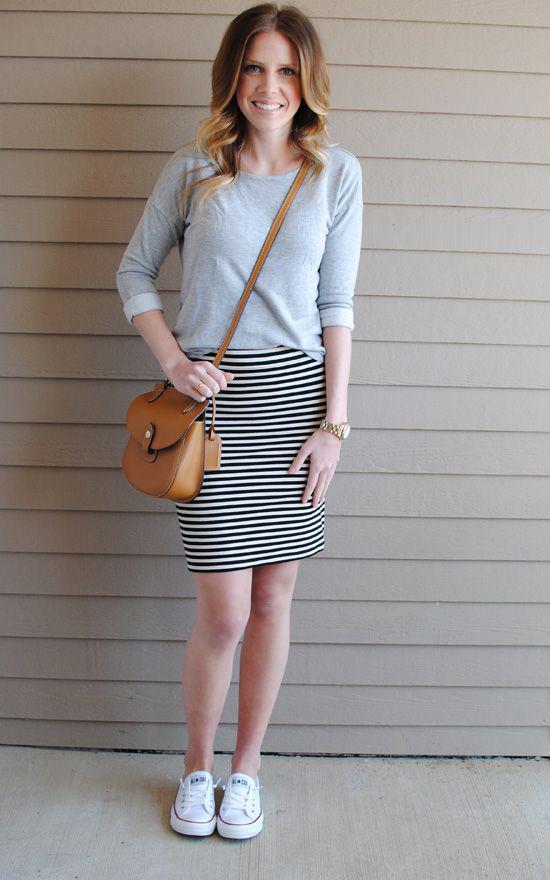 black-mini-skirt-stripe-grayl-tee-white-shoe-sneakers-cognac-bag-howtowear-fashion-style-outfit-spring-summer-hairr-weekend.jpg