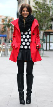 black-mini-skirt-white-sweater-red-jacket-coat-black-scarf-howtowear-fashion-style-outfit-fall-winter-honeycomb-scarf-black-shoe-boots-black-tights-print-hairr-lunch.jpg