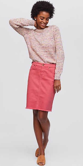 pink-magenta-pencil-skirt-pink-light-sweater-brun-spring-summer-weekend.jpg