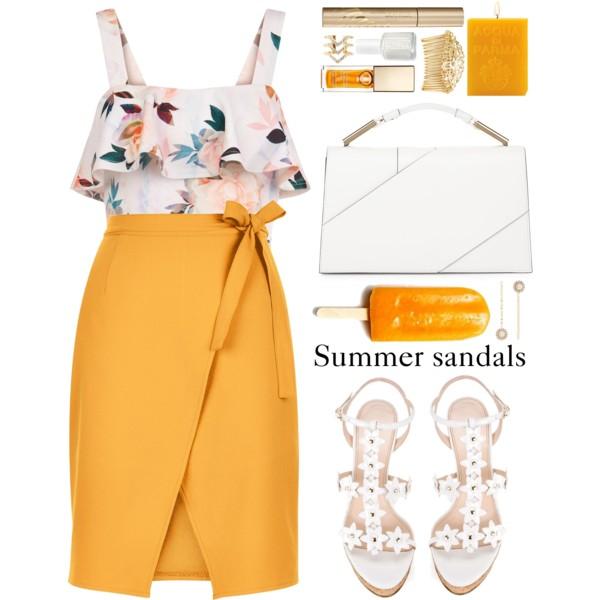 orange-pencil-skirt-white-cami-white-shoe-sandalh-white-bag-spring-summer-lunch.jpg